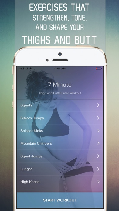 download 7 Minute Thigh and Butt Blaster Workout for Getting A Thigh Gap apps 1