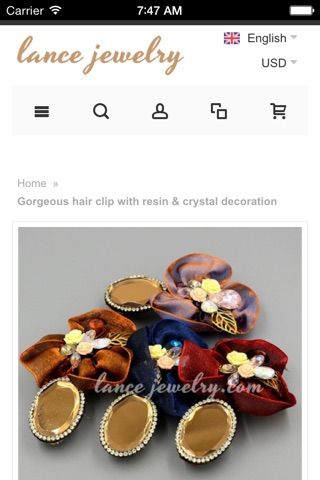 LanceJewelry screenshot 3