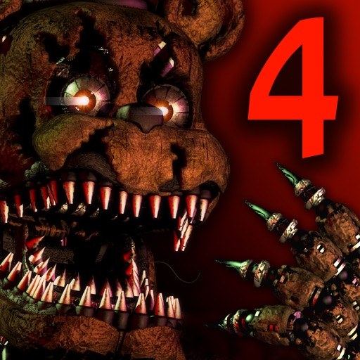 Five Nights at Freddys 4 images