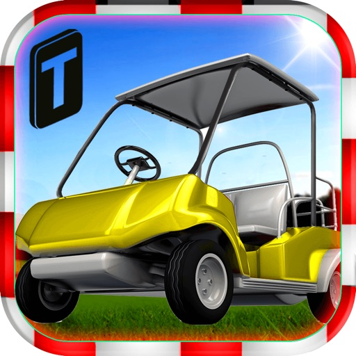 Golf Cart Simulator 3D