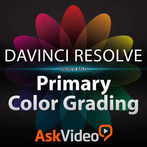 Course For DaVinci Resolve 103 - Primary Color Grading