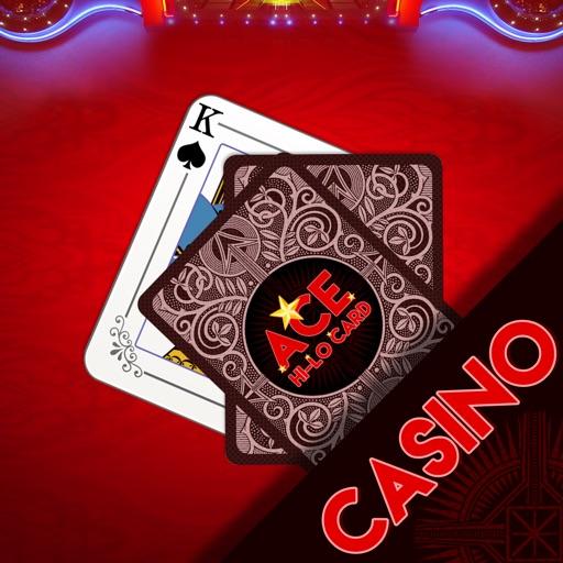 Ace Casino HiLo Card Bonanza Pro - win virtual gambling chips iOS App