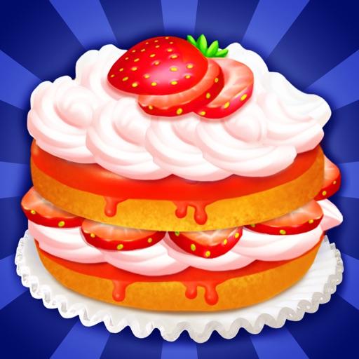 Strawberry Shortcake - Make Cakes! iOS App