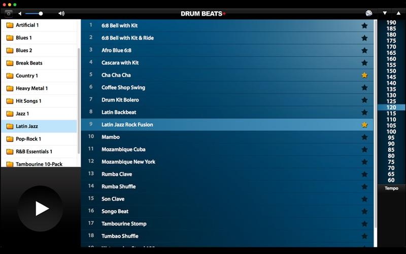 Screenshot #3 for Drum Beats+ (Rhythm Metronome, Loops & Grooves Machine)