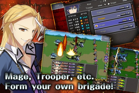 RPG Chrome Wolf screenshot 3