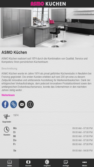 Asmo Neufahrn asmo küchen on the app store
