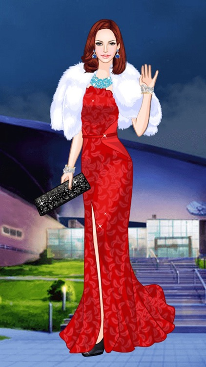Oscar Gown Dress Up - Red Carpet Girl Games by LinQuan Xu