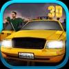 3D Crazy Taxi Driver-Mania - Real driving Simulationsspiel