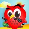 Bird War: Matching three game