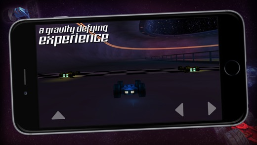 WallRace - a Multiplayer Car Racing Game for Everyone Screenshot
