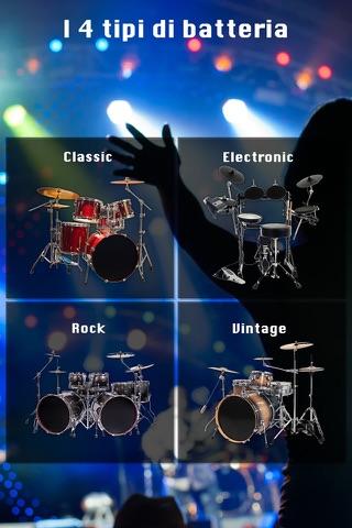 Exciting Drum Kit screenshot 1