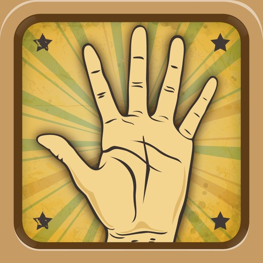 Palm Reader, Unveil Your Secrets iOS App