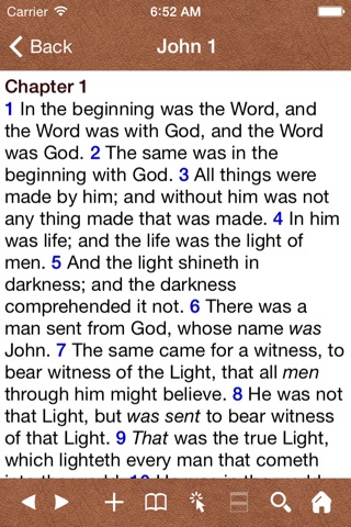 KJV Bible / AcroBible Suite screenshot 2