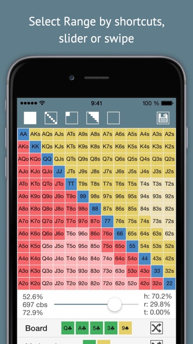 download Poker calculator TakeEV apps 1