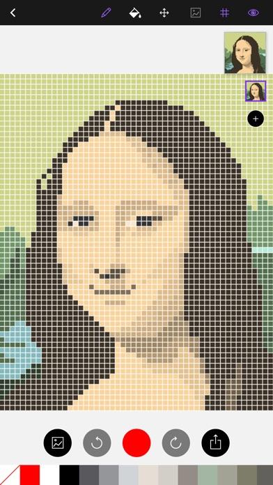 Extrêmement Dots (Pixel Art) on the App Store BV72