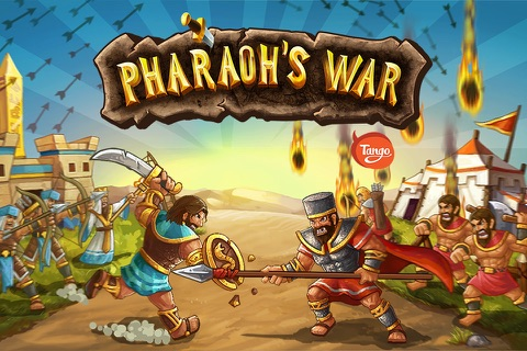 Pharaoh's War - A Strategy PVP Game screenshot 1