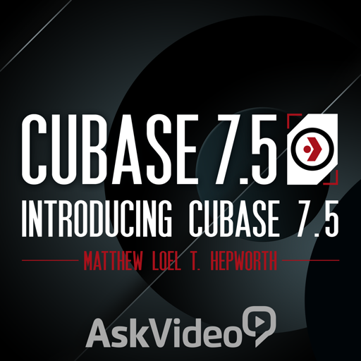 AV For Cubase 7.5 - Introducing Cubase