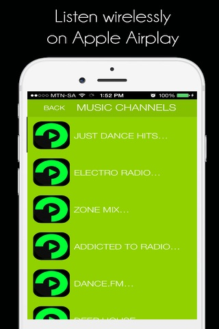 House Music Radio EDM Dance Tunes screenshot 2