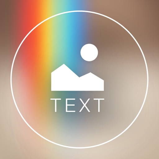 Text on Photo Square - Add Beautiful Captions and Fonts to Pictures Photos and Pics for Instagram iOS App