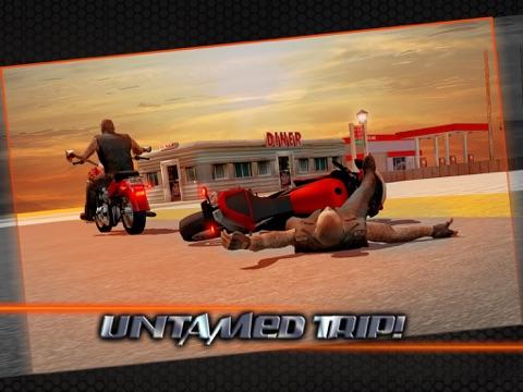 Screenshot #6 pour Bike Ride and Park Game