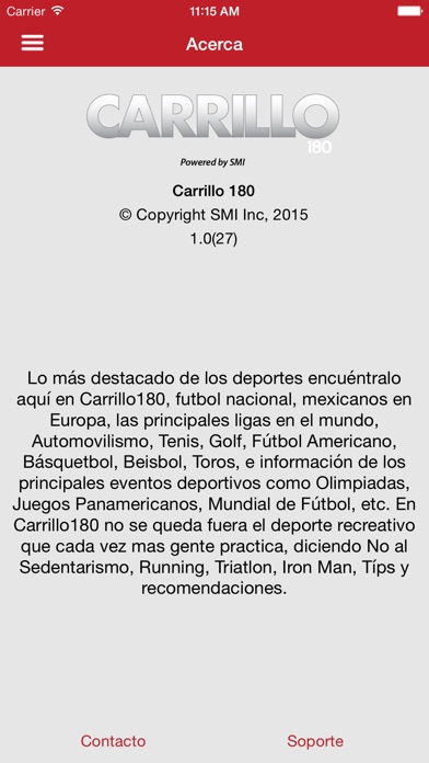 download Carrillo180 apps 2