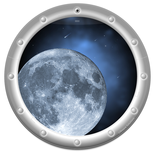 Луна Люкс HD - Фазы Луны и Календарь