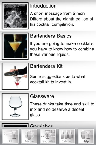 Diffords Cocktails #9 screenshot 4