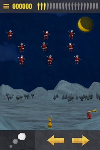 Xmas Invaders 3D screenshot 2