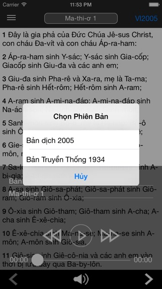 download Kinh Thanh 2005 apps 0