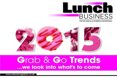 Lunch Business Magazine screenshot 1