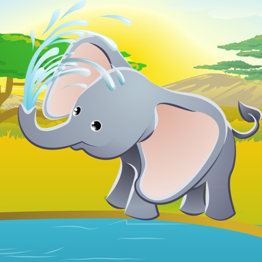 小孩二年级动物图画