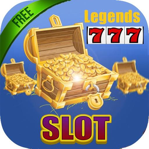 Slot Legends Game iOS App