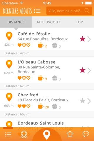 CoffeeFunders - Cafés suspendus screenshot 3