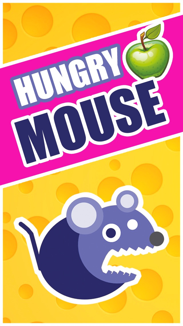 Mighty Crazy Mouse - Free Run and Escape Mice Game for Kids screenshot one