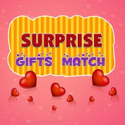 Surprise Gifts Match iOS App