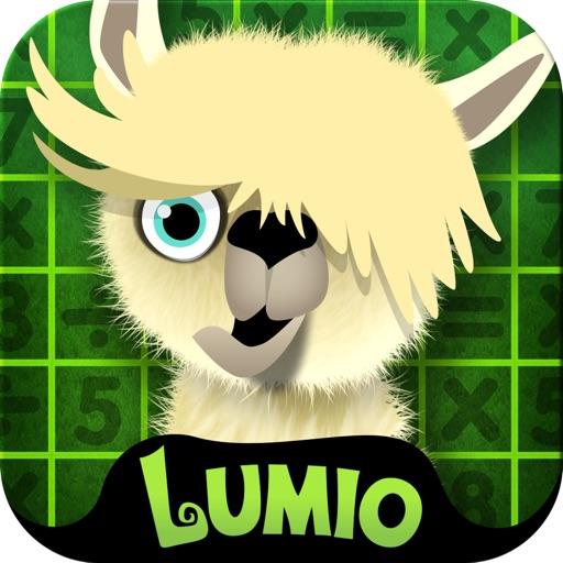 Llama Drama: Lumio Multiplication
