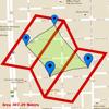 Geo Measure Area Calculator - GPS Distance / Area / Field Measurement
