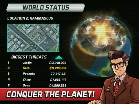 Screenshot #3 for Colossatron: Massive World Threat