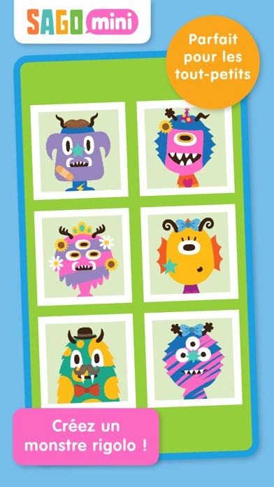 Screenshot Sago Mini Monsters
