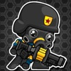 Super Soldiers vs Robots - 對特勤人員對軍隊的秘密任務