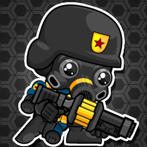 Super Soldiers vs Robots – Special Agents on a Secret Mission iOS App