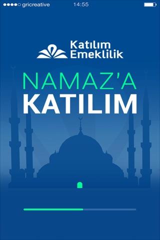 Namaz'a Katılım screenshot 1