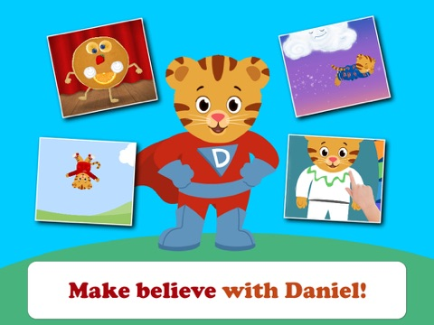 Daniel Tiger's Day & Night Screenshots