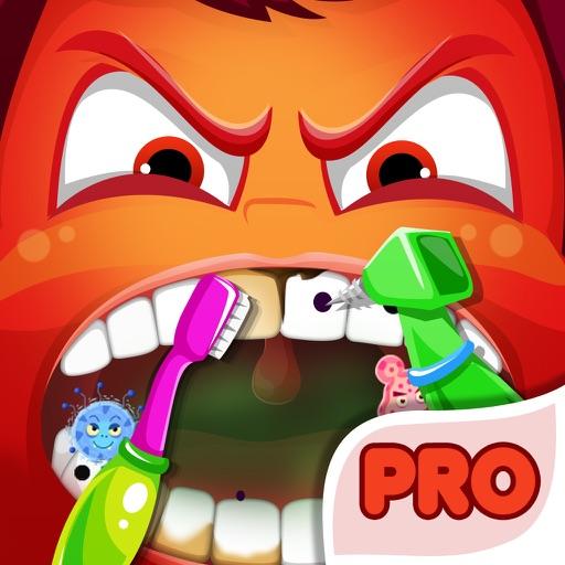 Inside Crazy Little Dentist Office Pro iOS App
