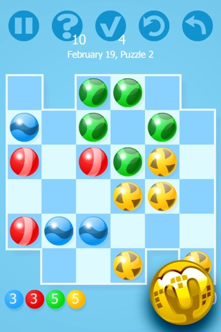 Marbly - Puzzle Game Challenge from Tetris Creator screenshot 4