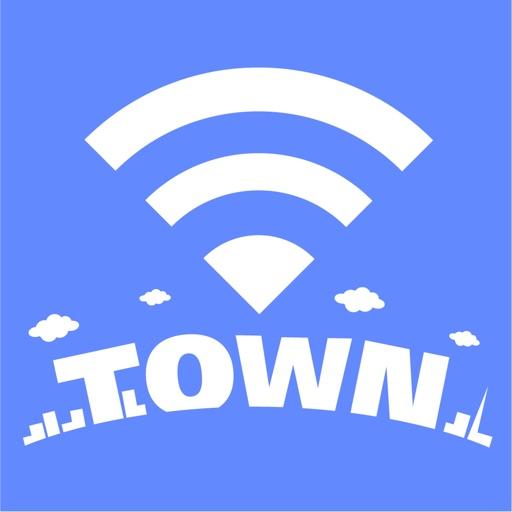 街中のWi-Fiに無料で自動接続して通信制限にサヨナラ - タウンWiFi