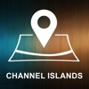 Channel Islands, GB, Offline Auto GPS