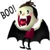吸血鬼贴纸,设计:meltem