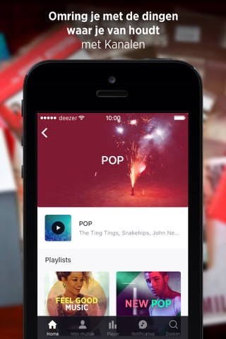 Deezer: Play Music, Radio, MP3 screenshot 3