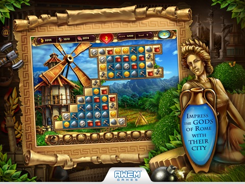 Cradle of Rome (HD) для iPad